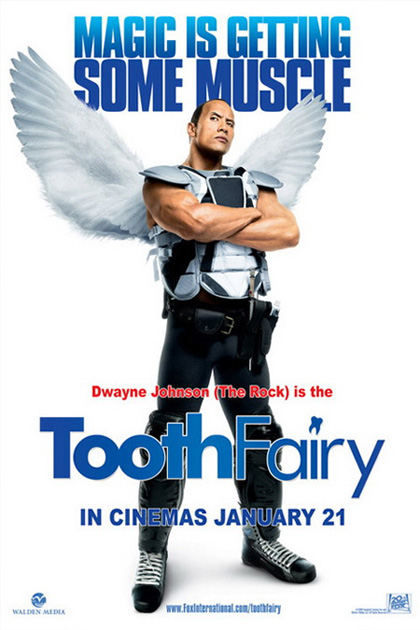toothfairy poster
